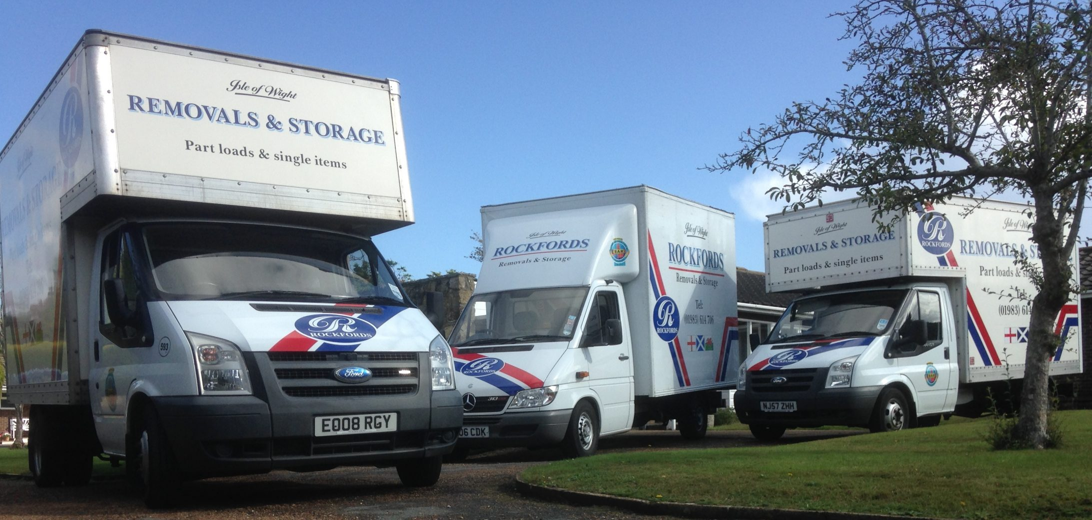 Isle of Wight Removals with Rockfords: The premier removals